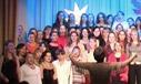 Chor begeistert beim Weihnachtskonzert